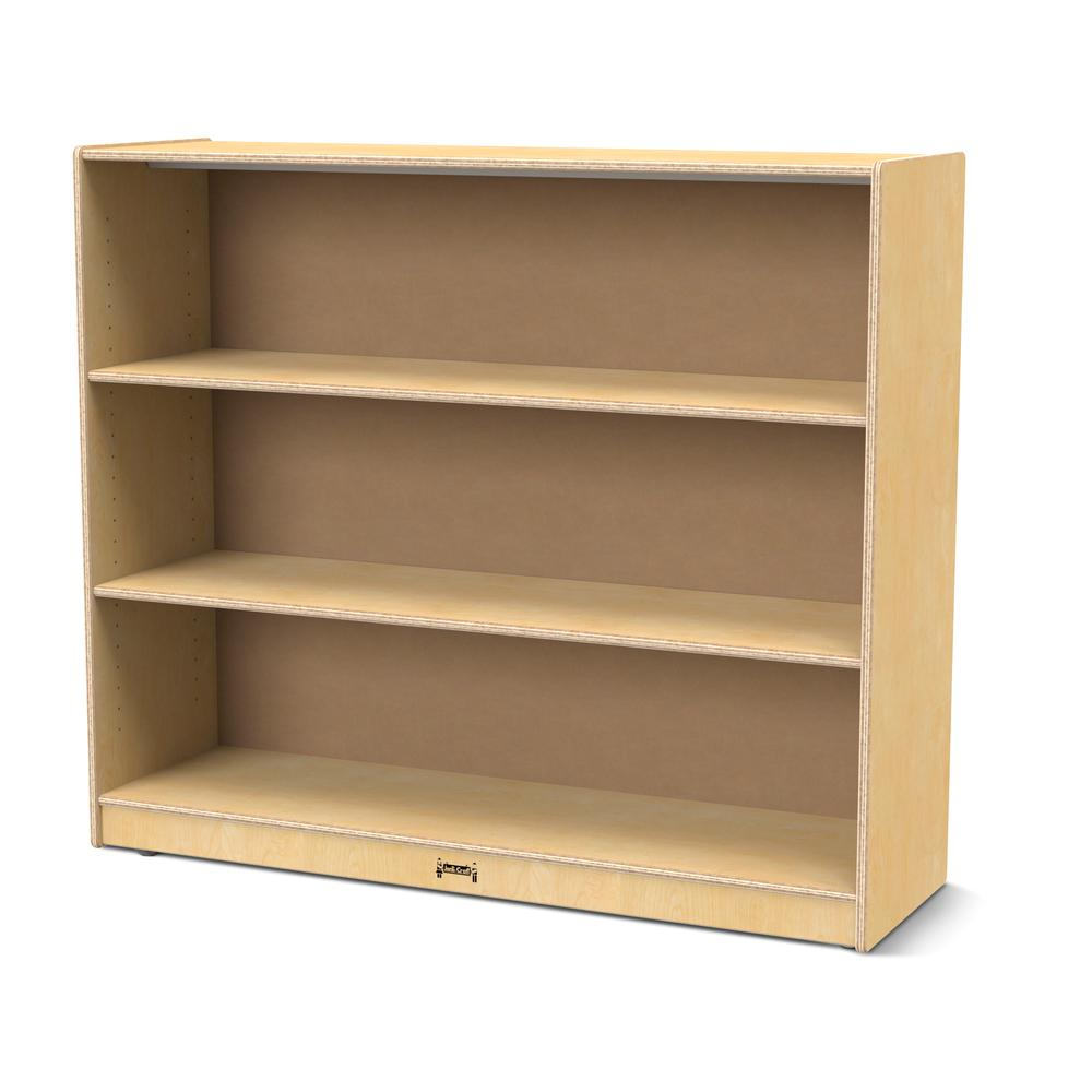 Adjustable Mobile Straight-Shelves. Picture 1