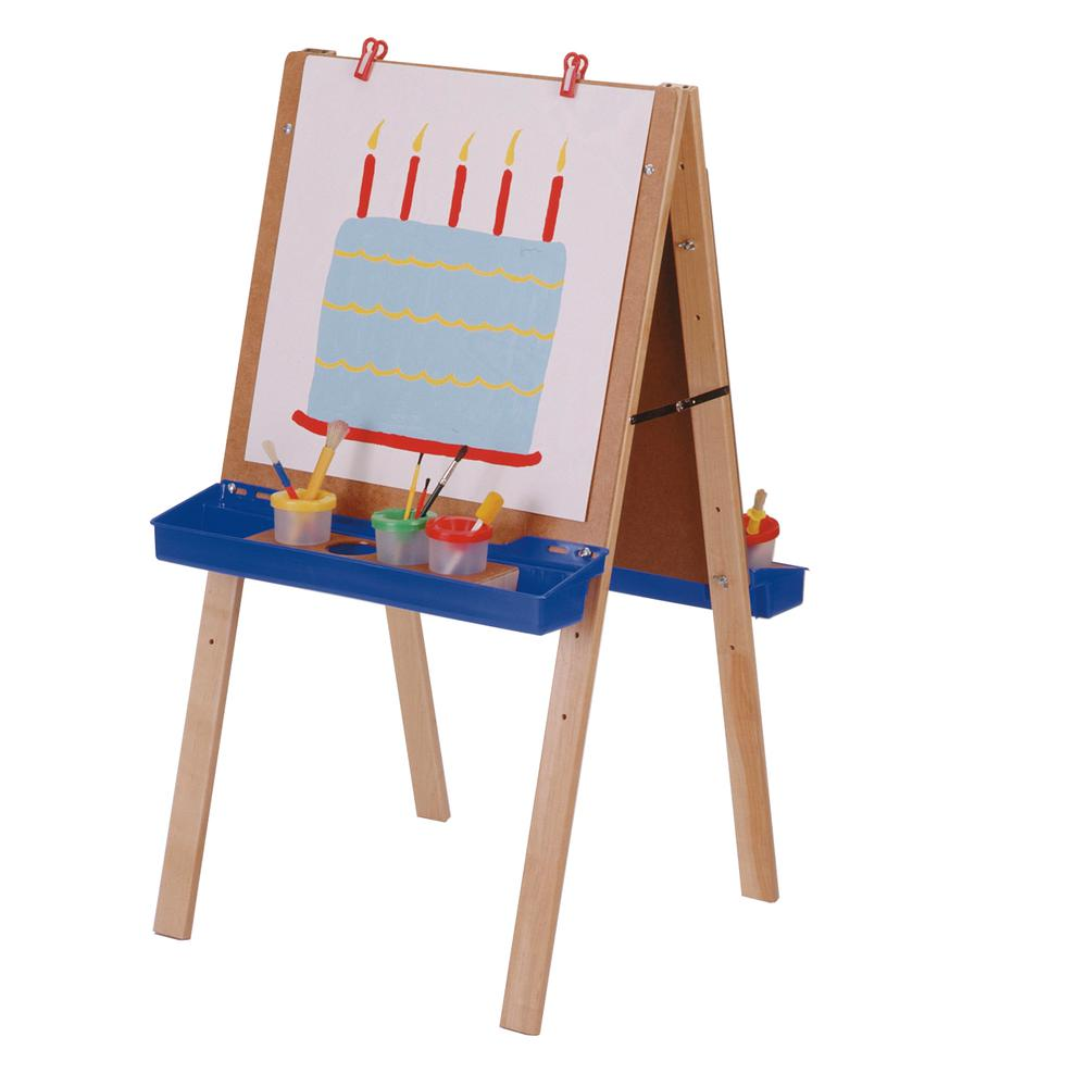 creativity desk and easel instructions