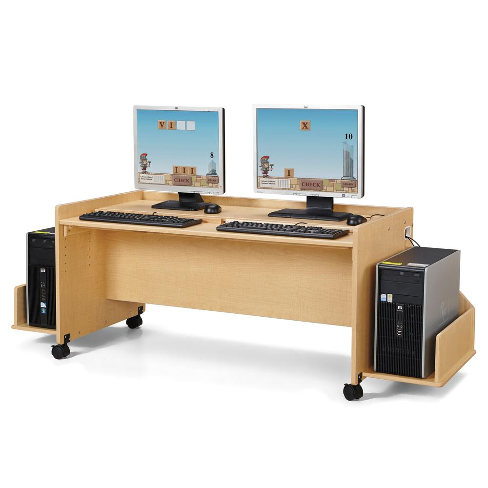 Enterprise Double Computer Desk