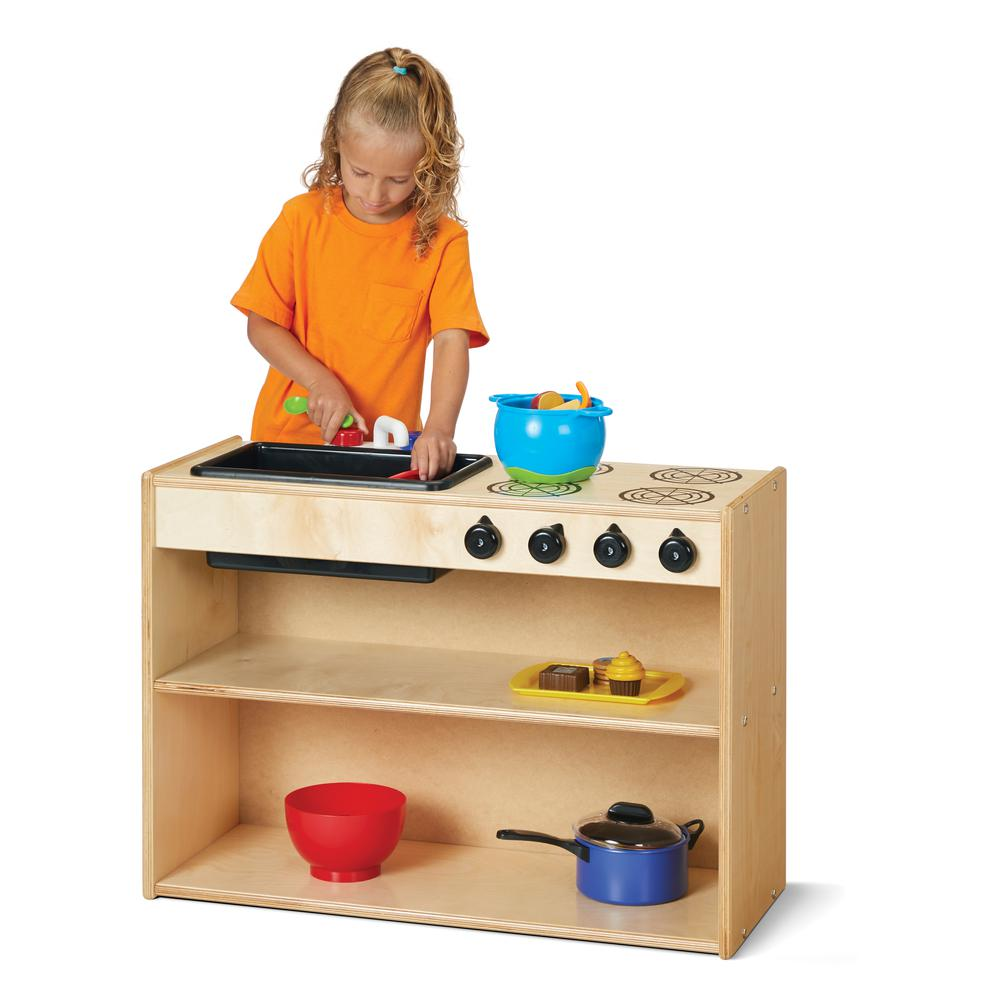 Toddler Kitchenette. Picture 1