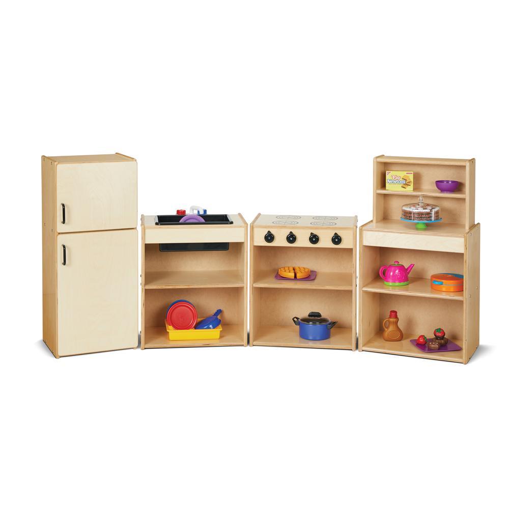 Play Kitchen 4 Piece Set. Picture 2
