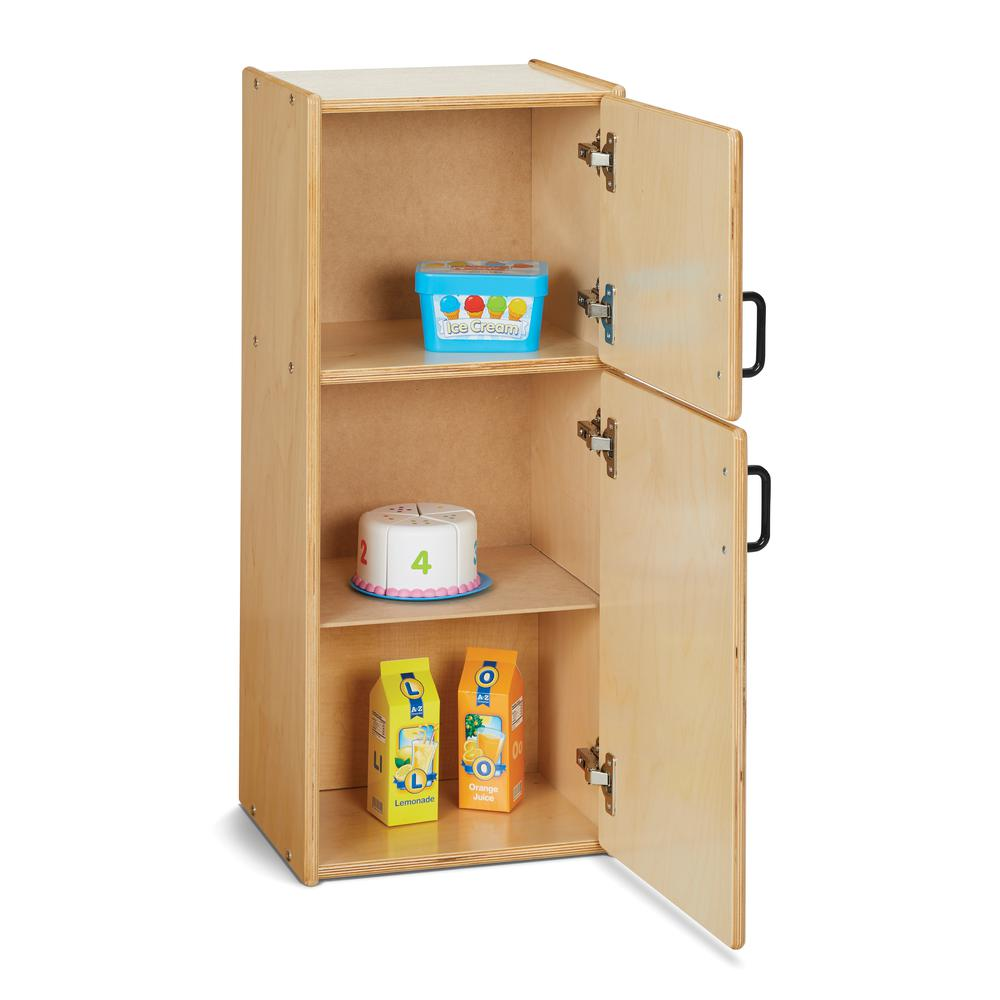 Play Kitchen Refrigerator. Picture 1