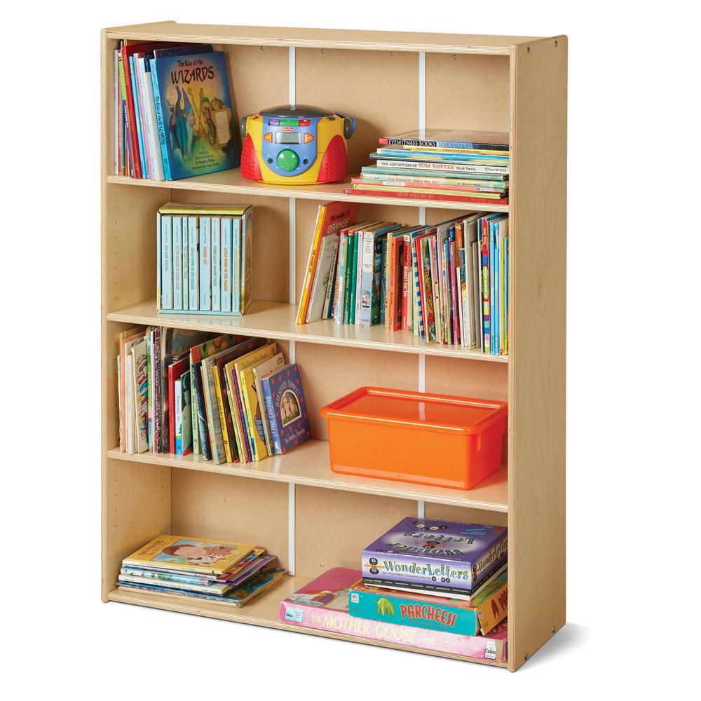 Standard Adjustable Shelf Bookcase. Picture 2