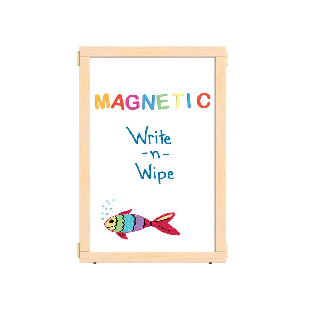 Panel a height 24 wide magnetic write n wipe for Mirror 72x36