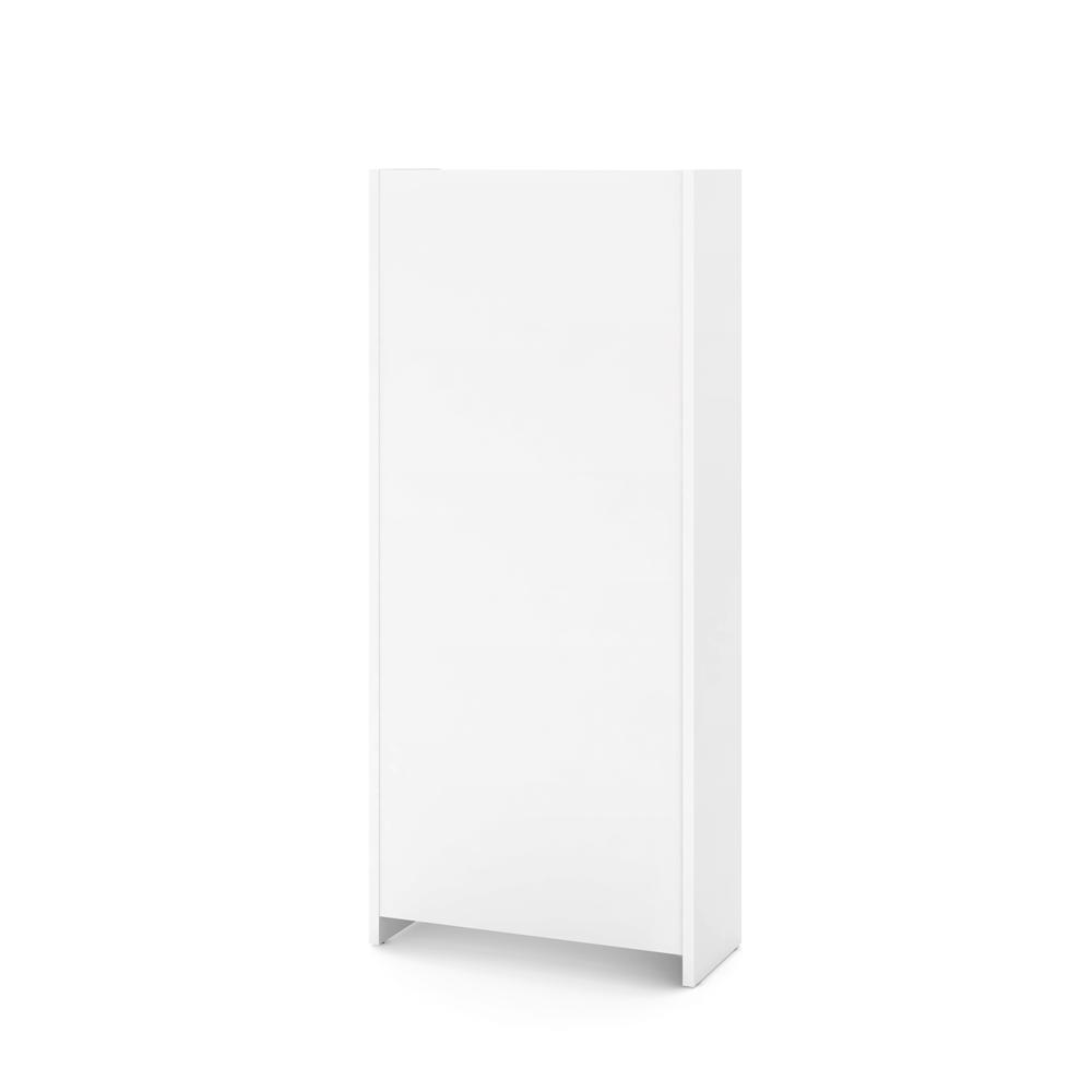 Pro-Linea Bookcase in White. Picture 2