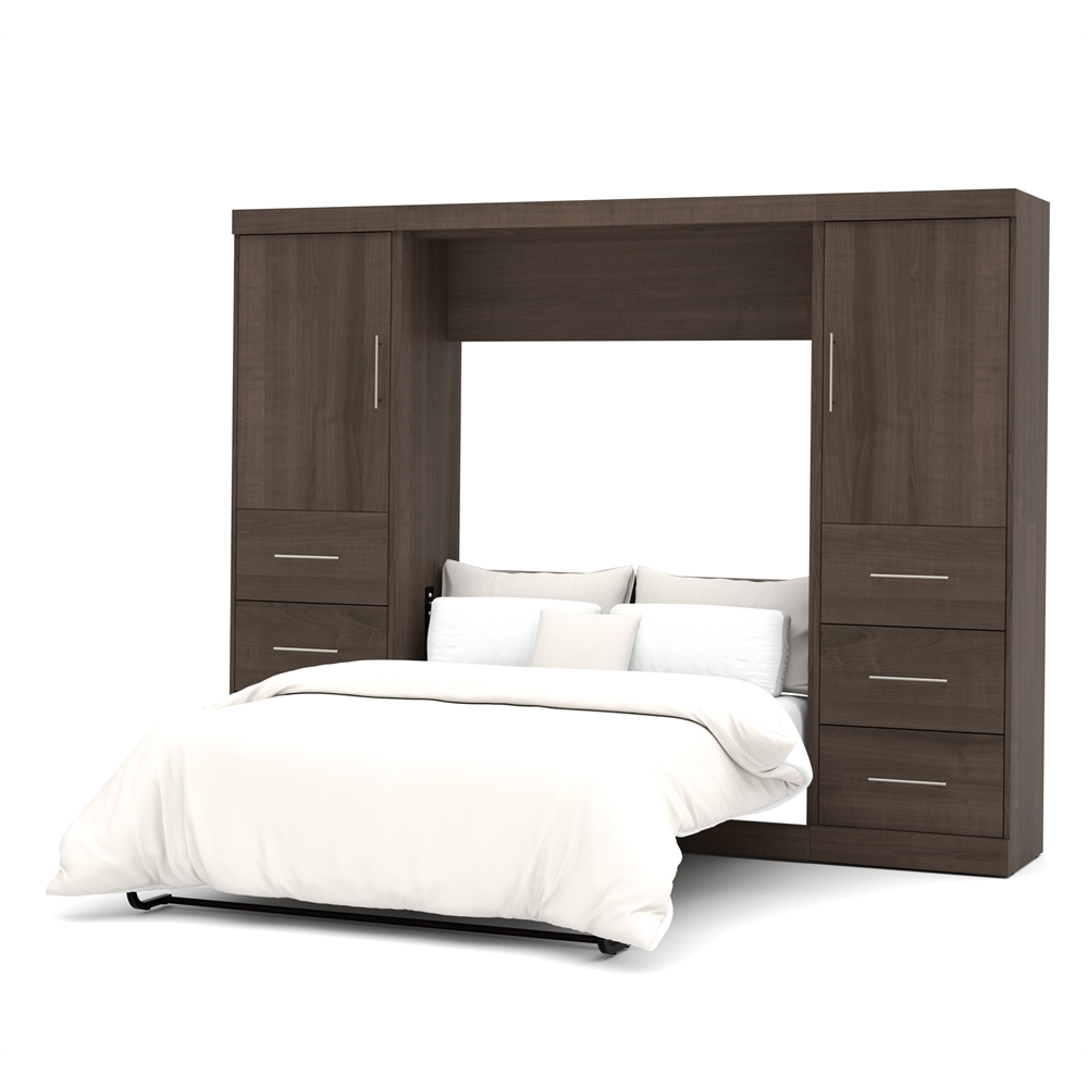nebula 109 full wall bed kit in antigua. Black Bedroom Furniture Sets. Home Design Ideas