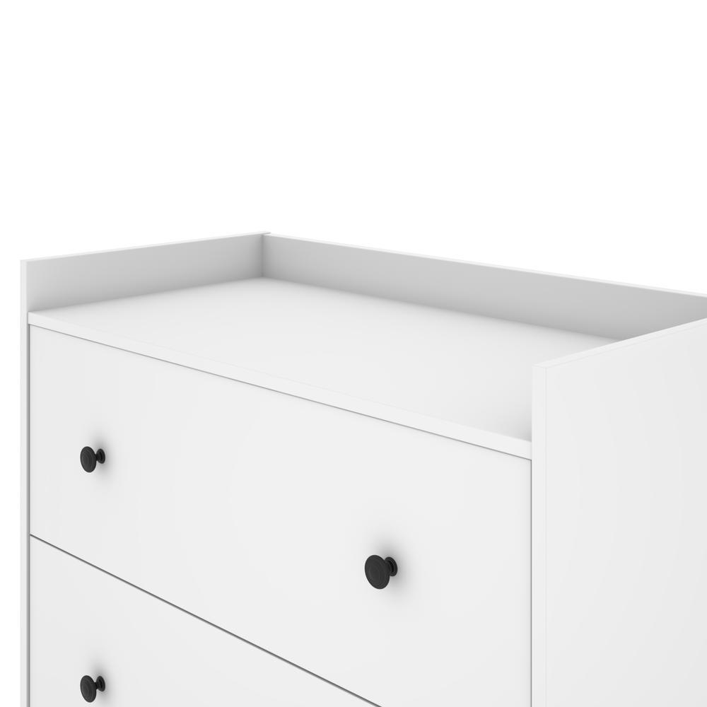 Bestar Mira Dresser - White