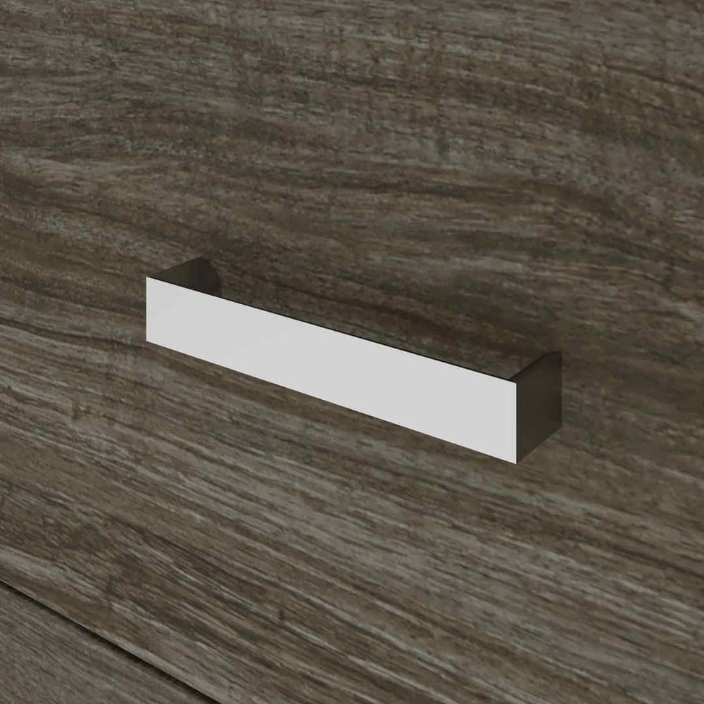Bestar Capella Dresser - Walnut Grey