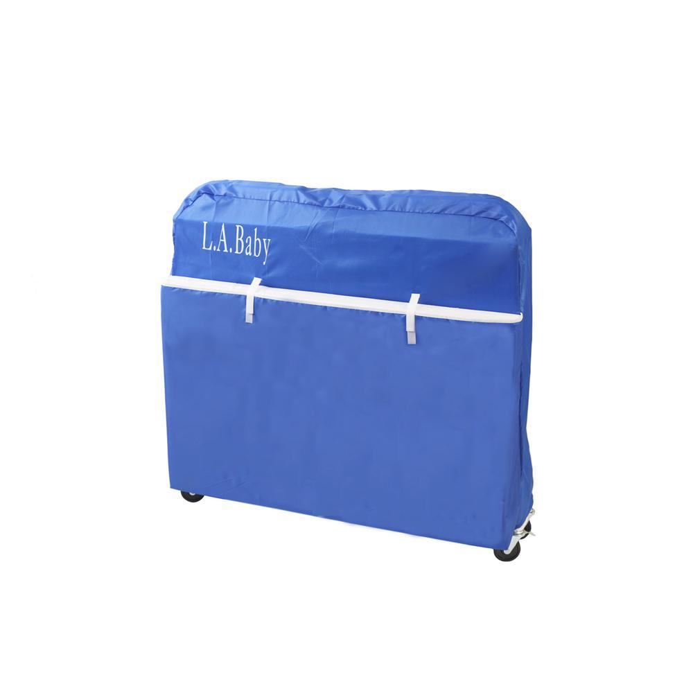 Mini/Portable/Compact Crib, White. Picture 5