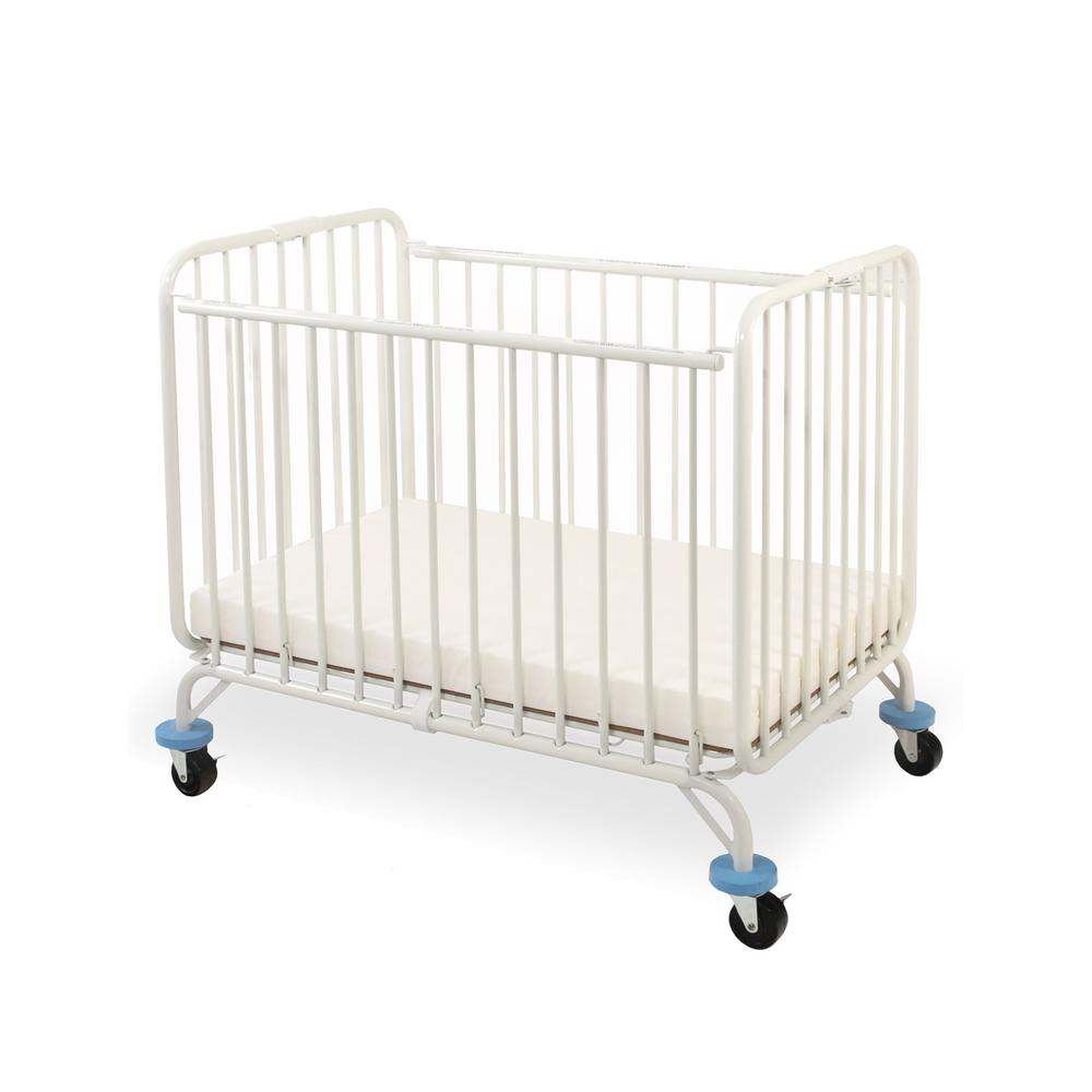 Holiday Crib, White. Picture 1