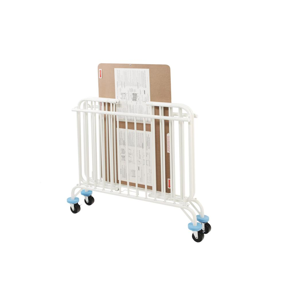 Holiday Crib, White. Picture 2