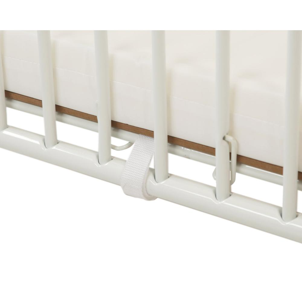 Holiday Crib, White. Picture 5