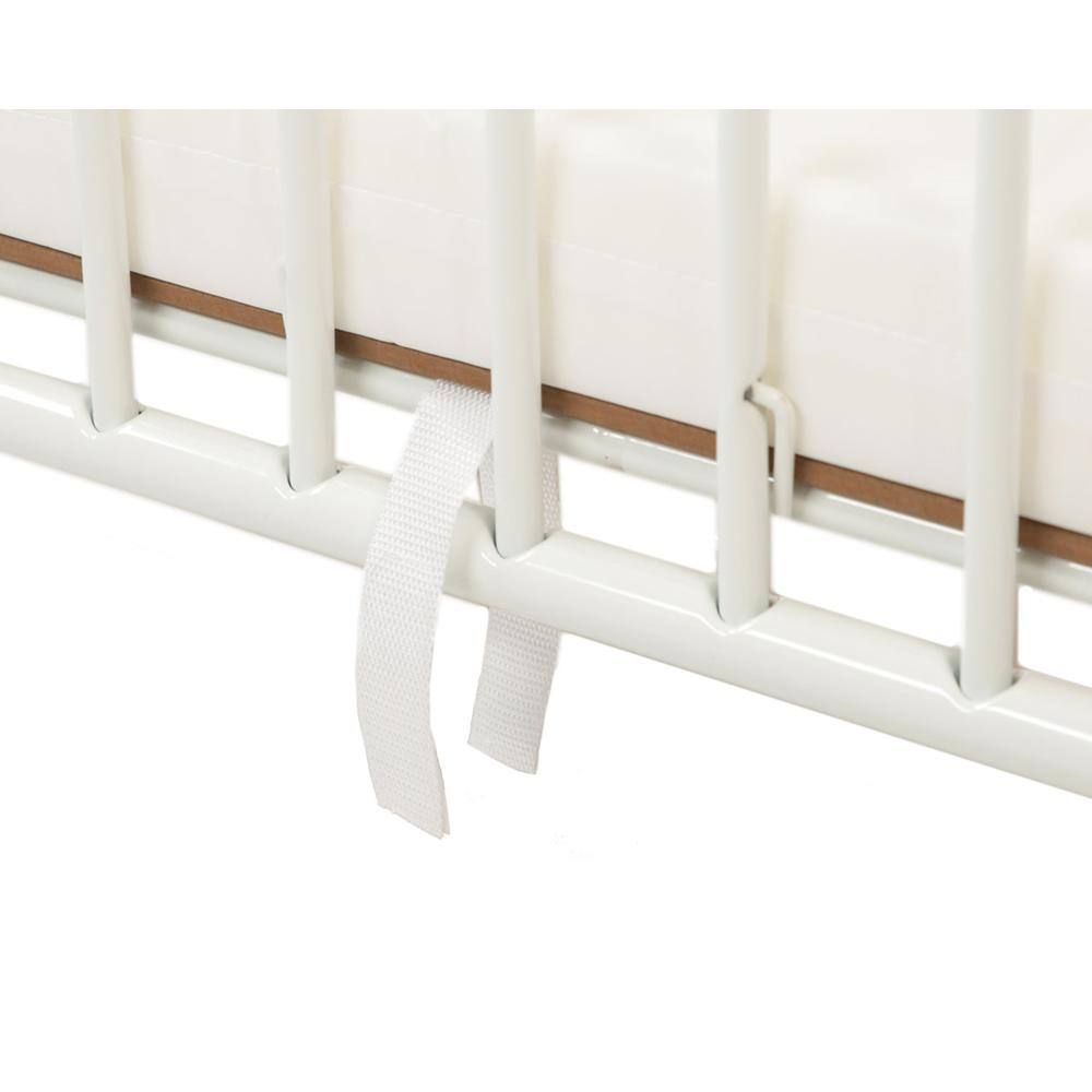 Holiday Crib, White. Picture 6