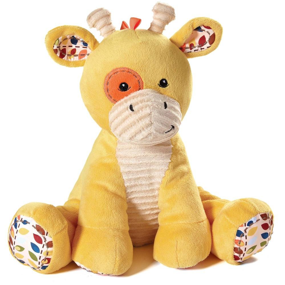 Cinch by dexbaby Plush Sleep Aid Womb Sound Soother – Giraffe. Picture 1