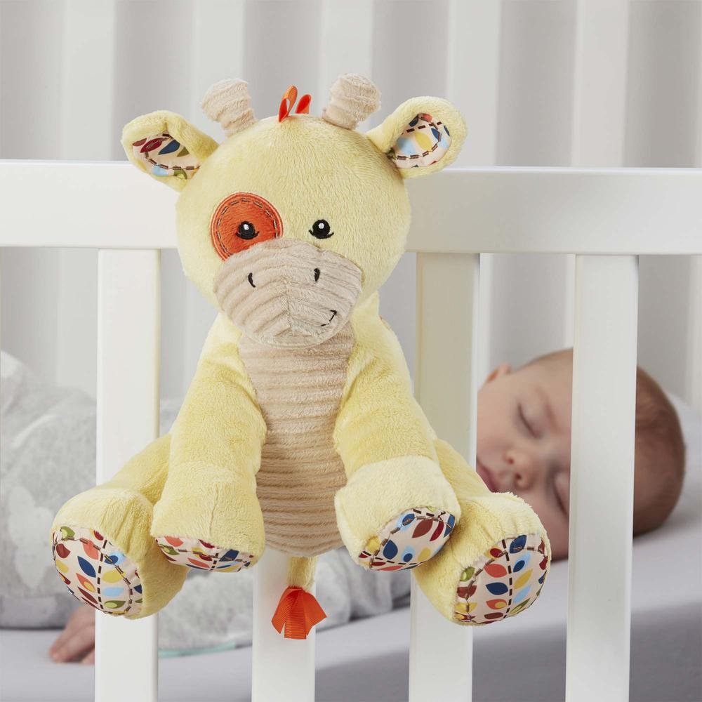 Cinch by dexbaby Plush Sleep Aid Womb Sound Soother – Giraffe. Picture 5