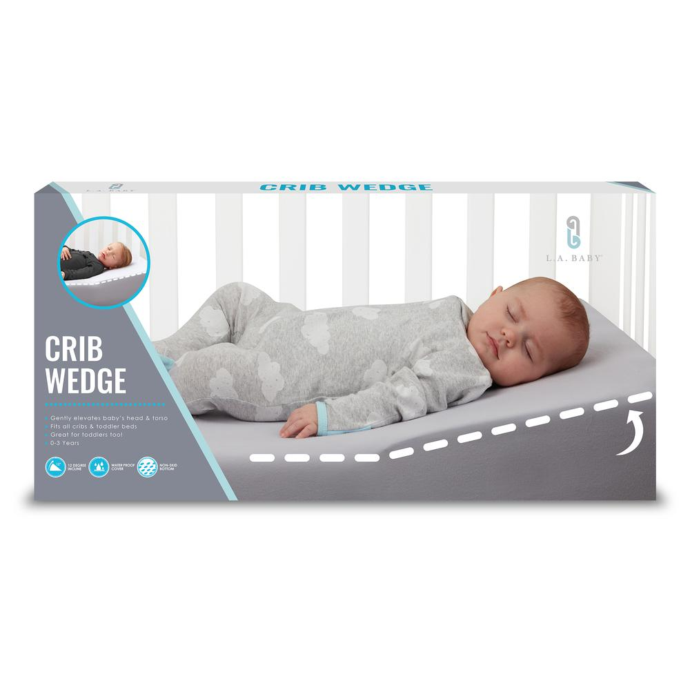 Safe Lift Universal Crib Wedge for Baby Mattress and Sleep. Picture 1
