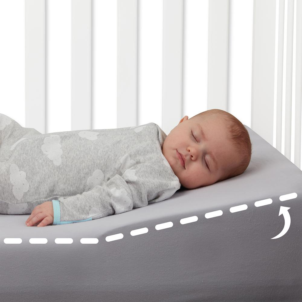 Safe Lift Universal Crib Wedge for Baby Mattress and Sleep. Picture 5