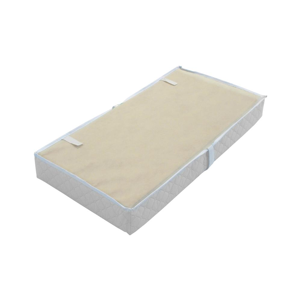 """30"""" 4 Sided Pad - White, White. Picture 4"""