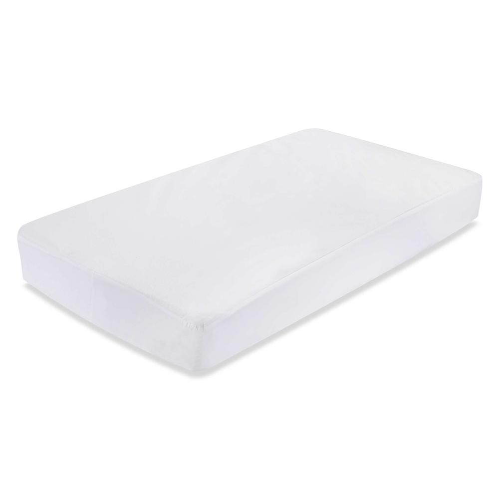 Full Size Waterproof Cover, White. Picture 3