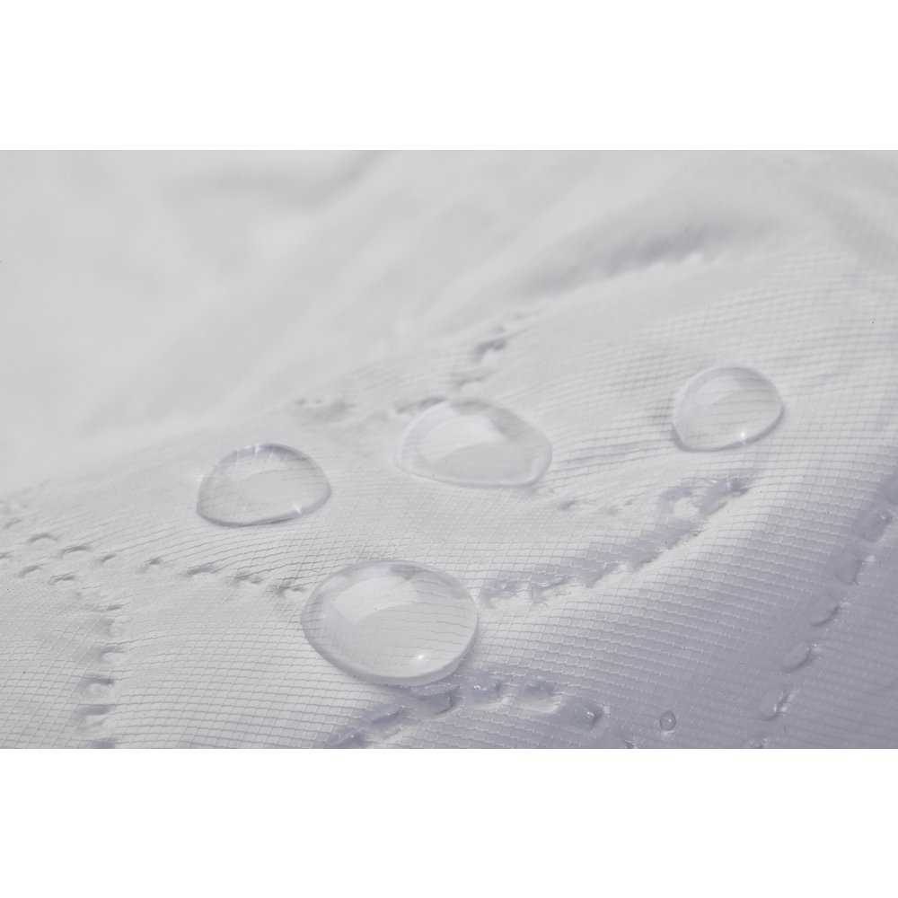 4 Sided Changing Pad, White. Picture 2