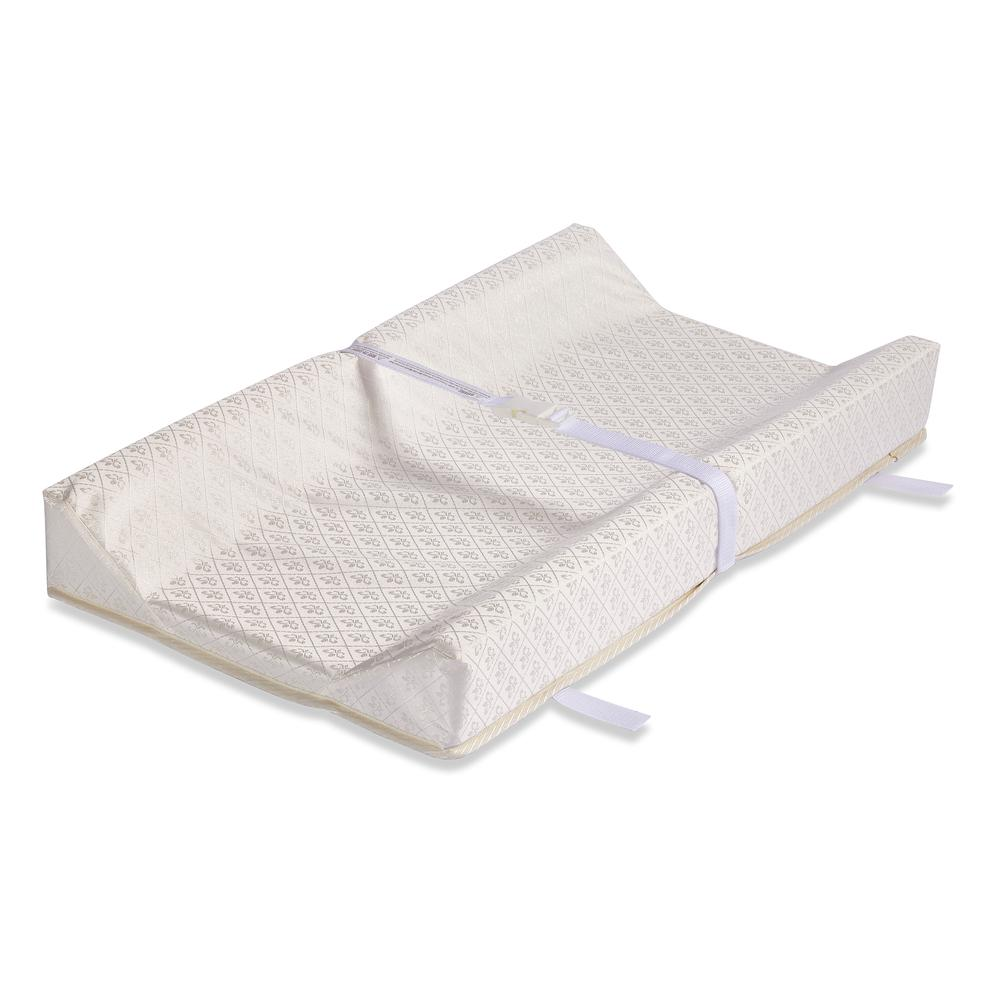 """32"""" Contour Style Changing Pad with Organic Cotton Layer. Picture 1"""