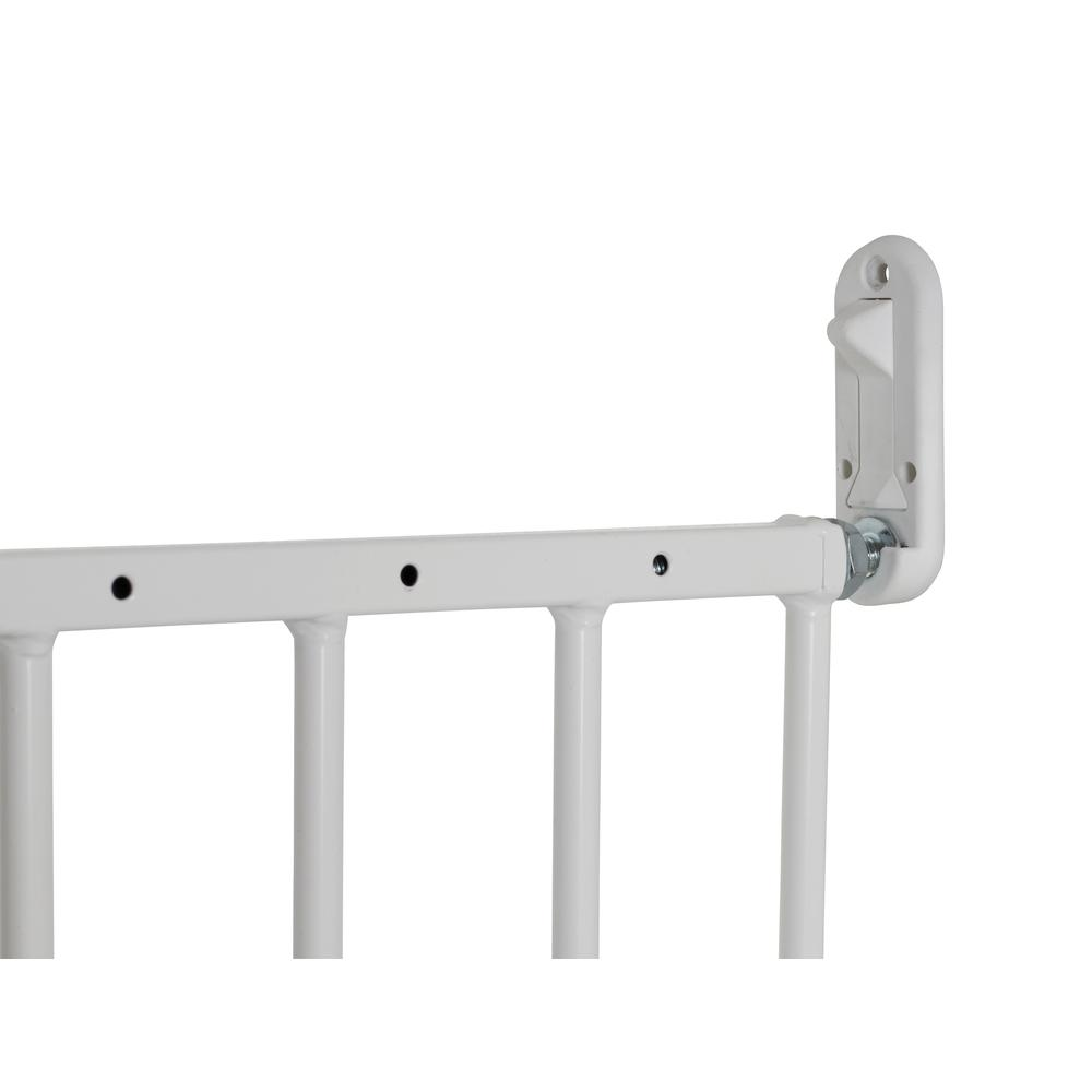 """MultiDan Extending Safety Gate 24.6"""" - 42.2"""", Metal. Picture 3"""