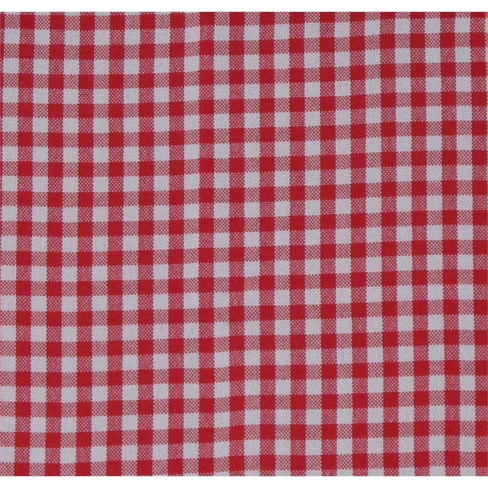 Large Basket liner - Red. Picture 2