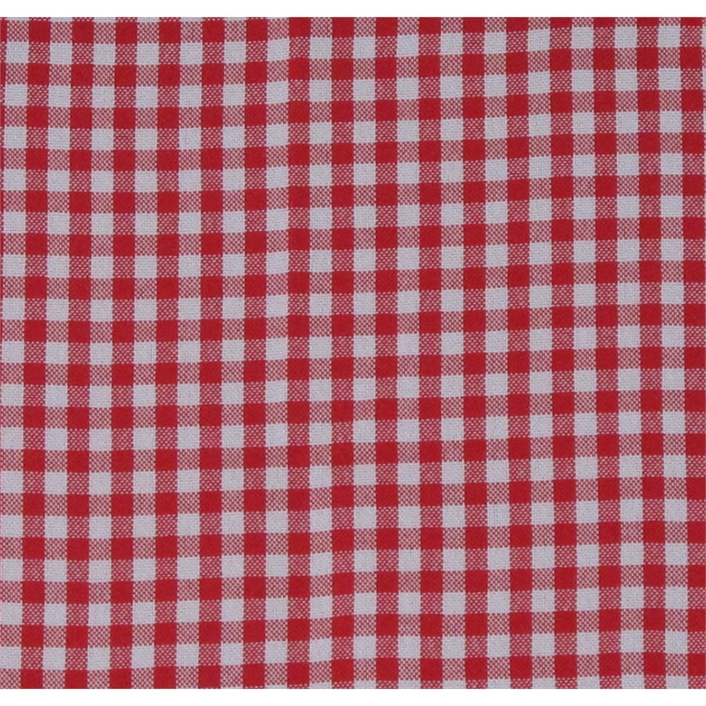 Large Basket liner - Red. Picture 1