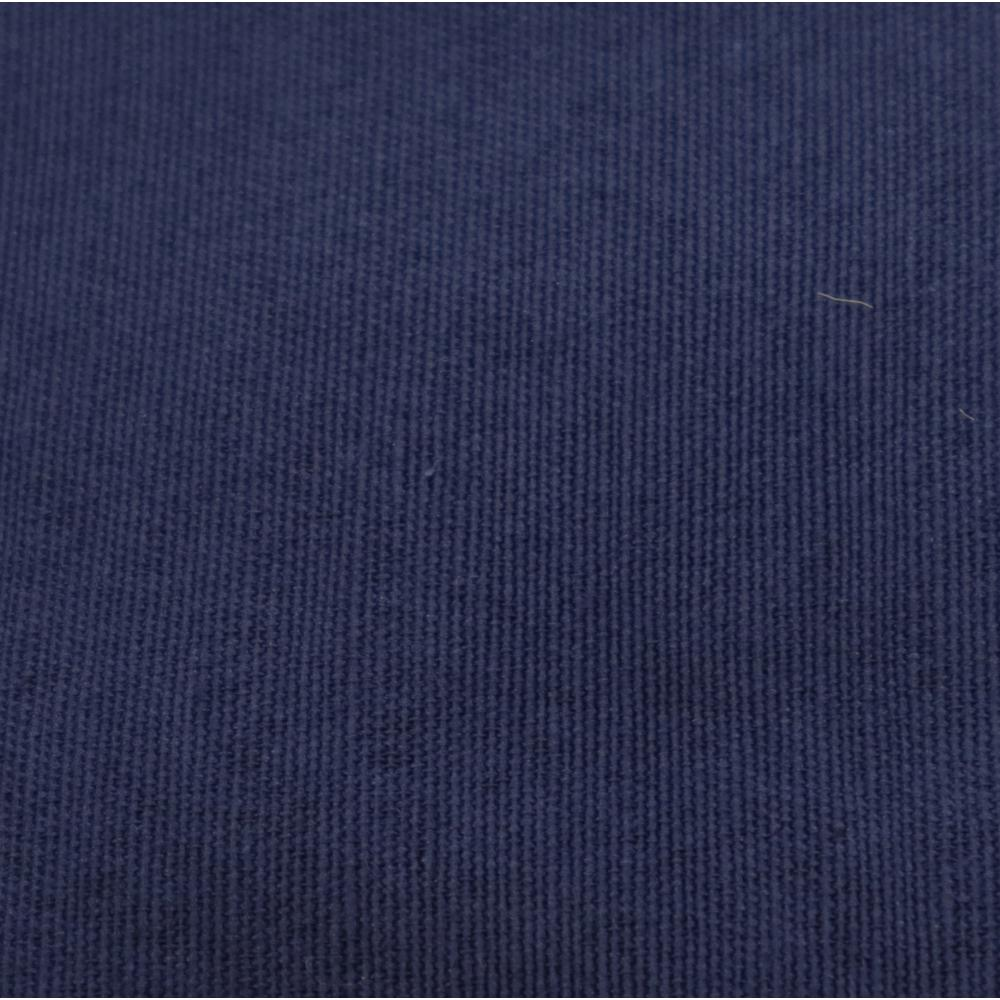 Large Basket liner - Solid Navy. The main picture.