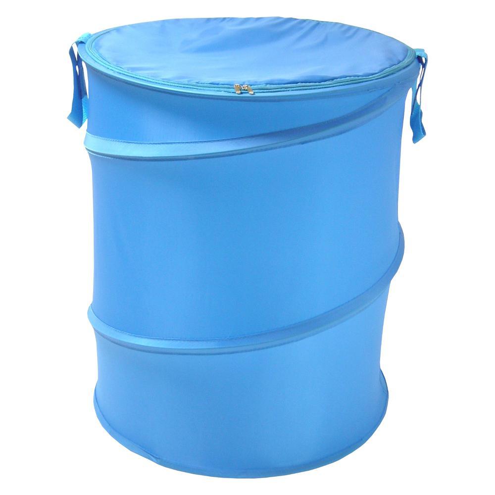 The Original Bongo Bag - Pop Up Hamper, Sail Blue. Picture 1