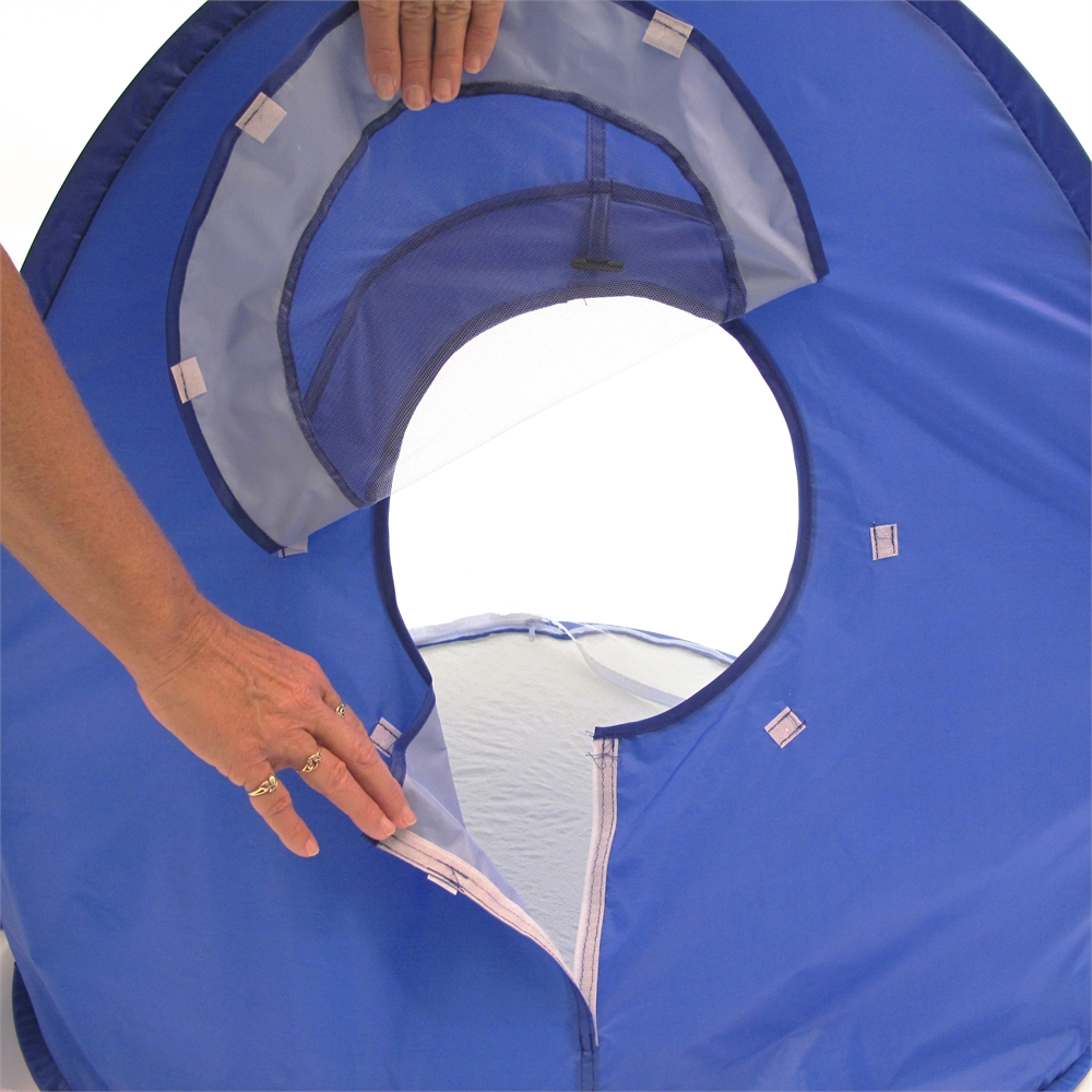 Beach Baby® Shade Dome, Blue. Picture 3