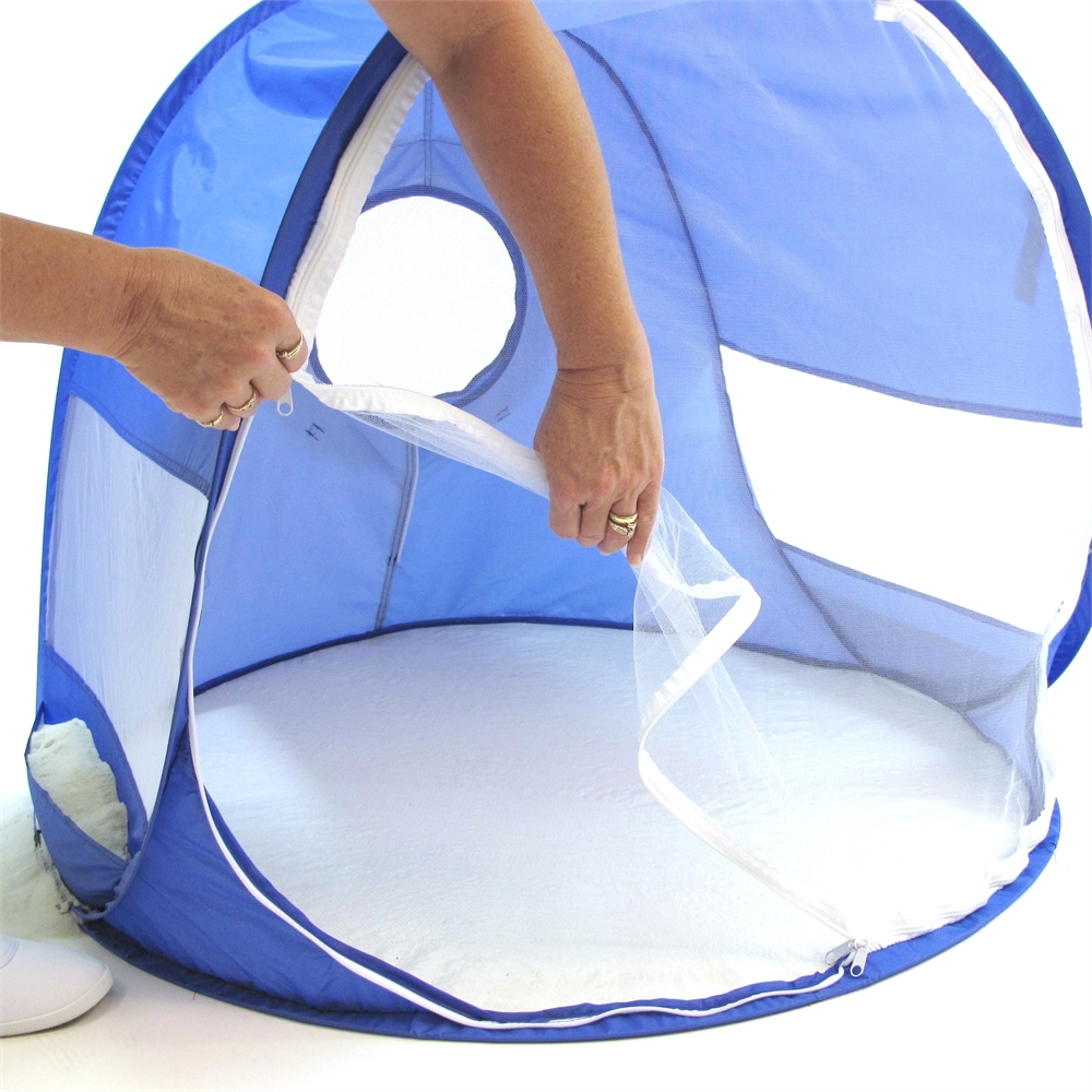 Beach Baby® Shade Dome, Blue. Picture 4