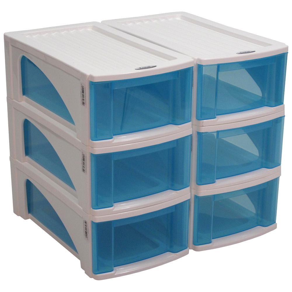 B5 Designer Single Stackable Drawer Storage. Picture 2