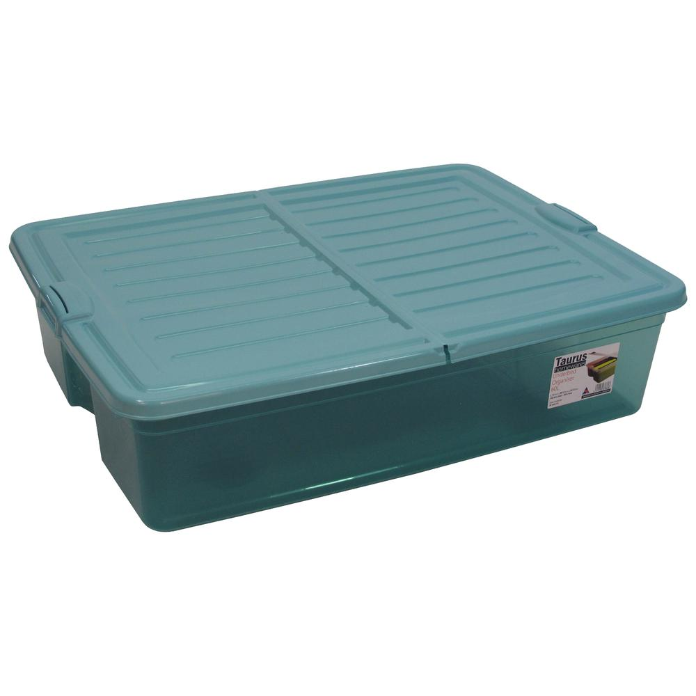 16 Gallon UNDERBED STORAGE ORGANISER. Picture 1