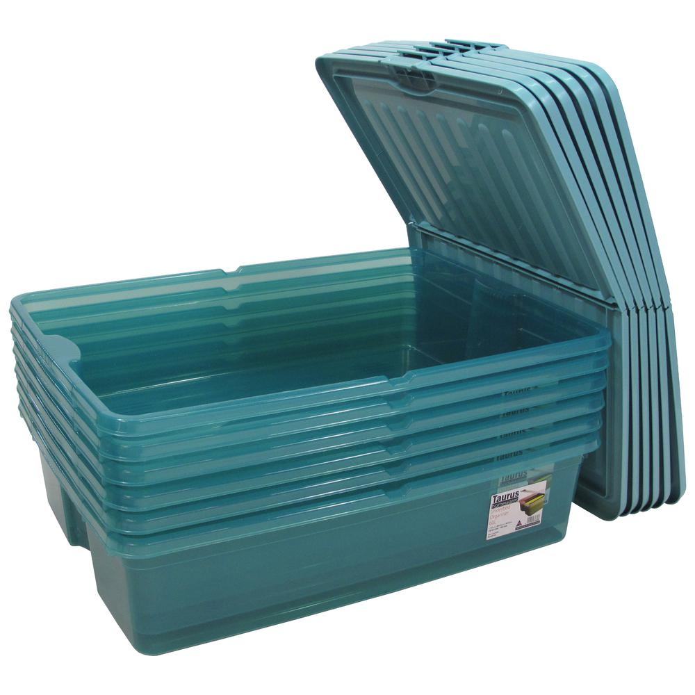 16 Gallon UNDERBED STORAGE ORGANISER. Picture 2