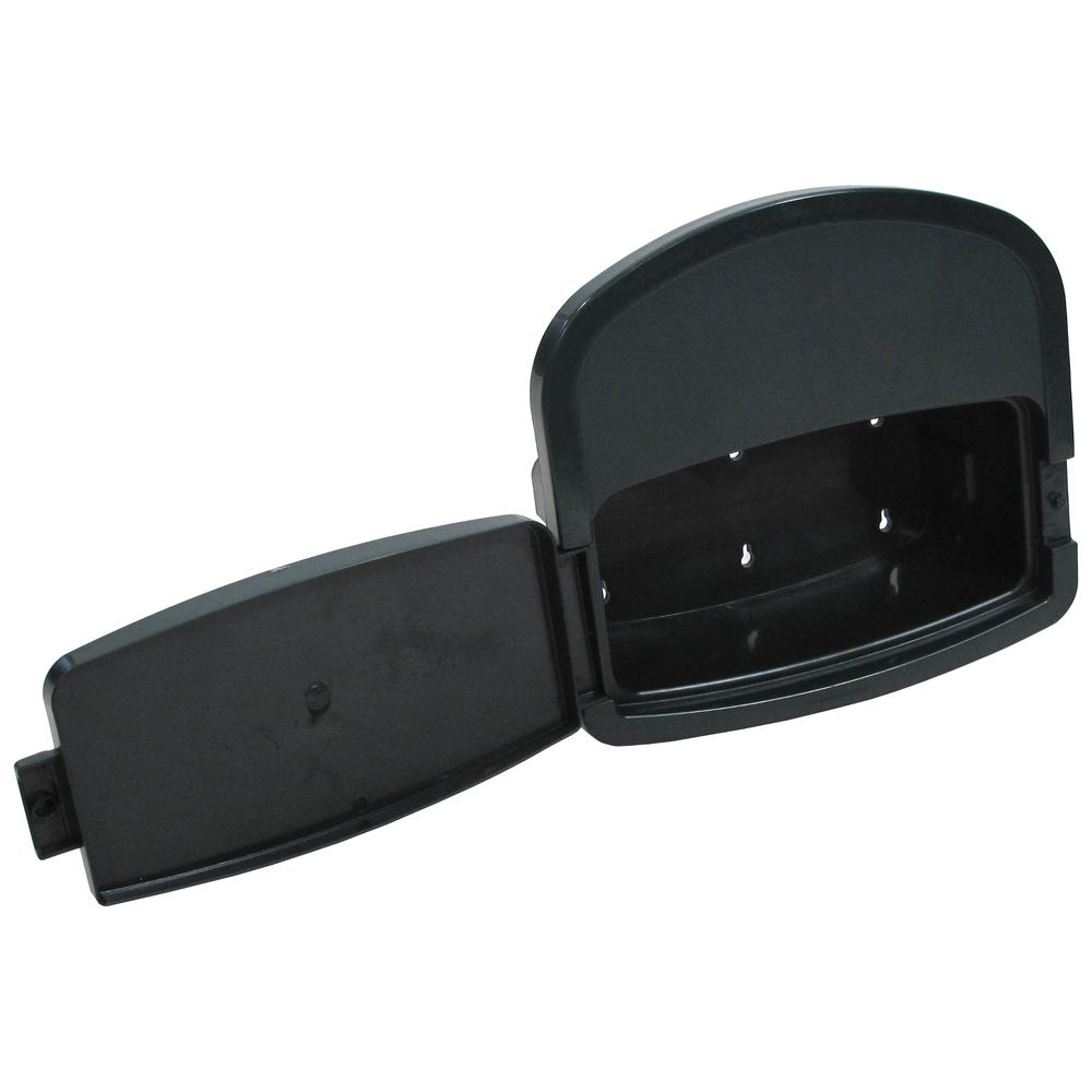 Garden Hose Hanger with Storage Compartment. Picture 2