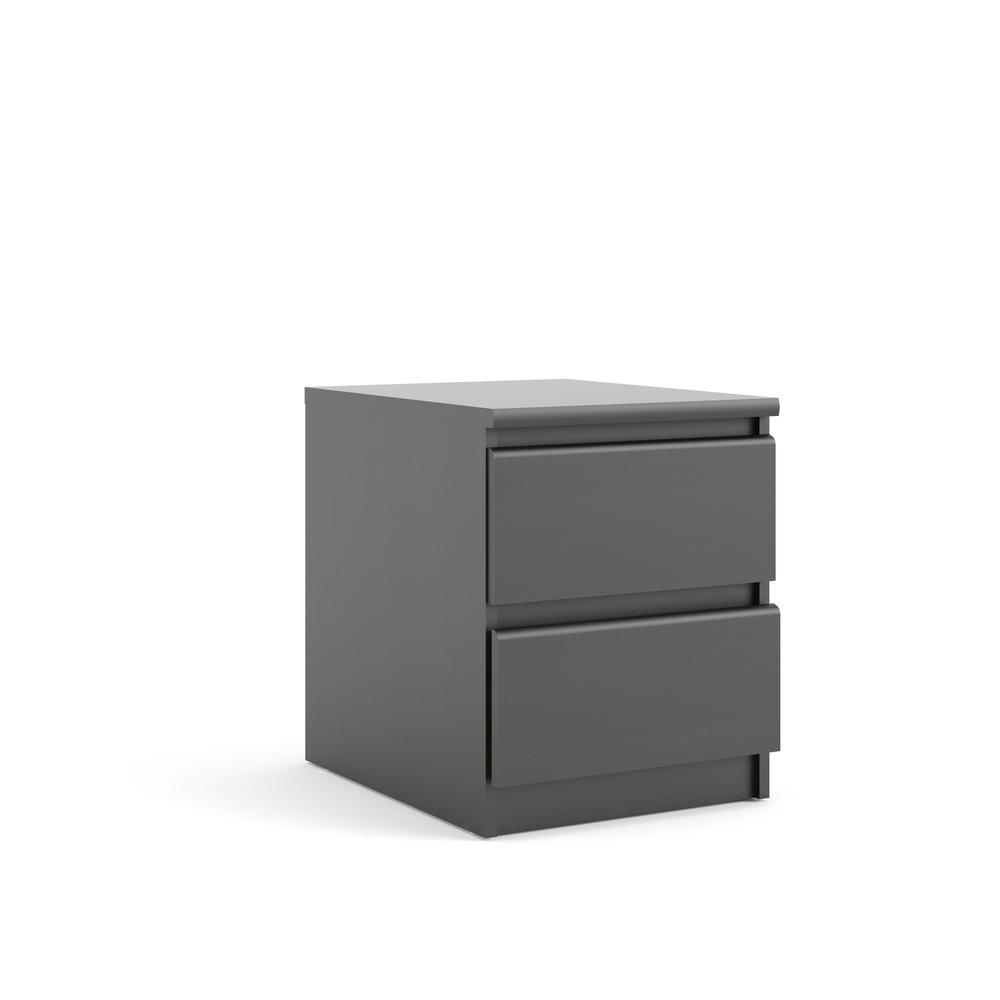 Scottsdale 2 Drawer Nightstand Coffee