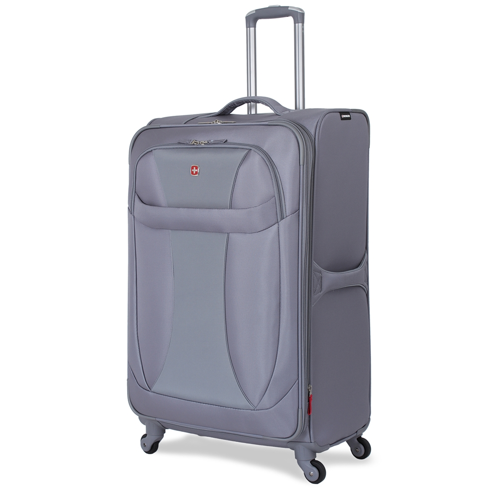 Wenger Lightweight Luggage 29 Quot Spinner Grey
