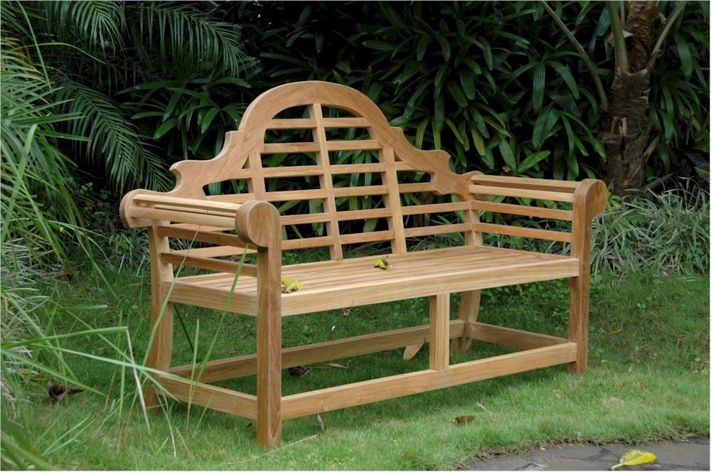 Marlborough 2 Seater Bench