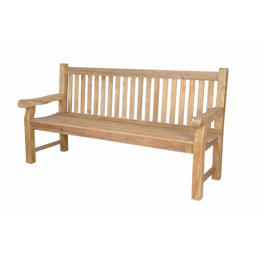 Devonshire 4-Seater Extra Thick Bench. Picture 1