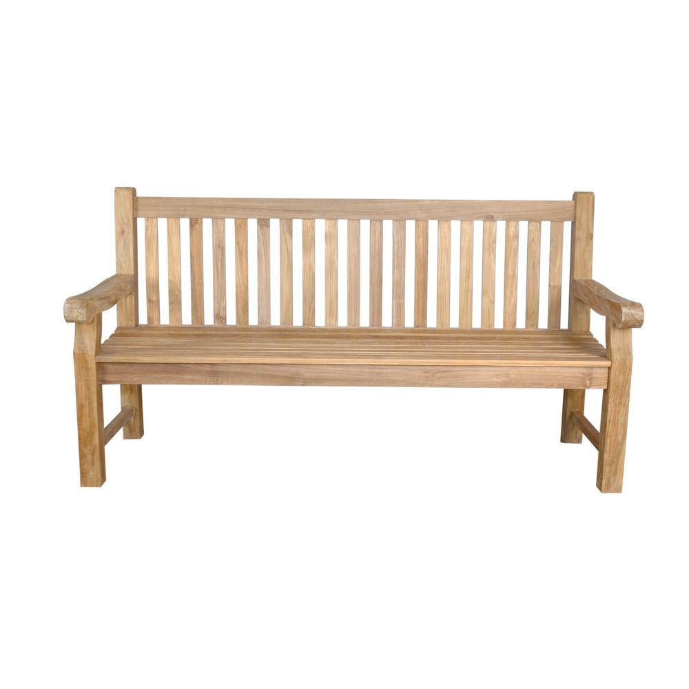 Devonshire 4-Seater Extra Thick Bench. Picture 2