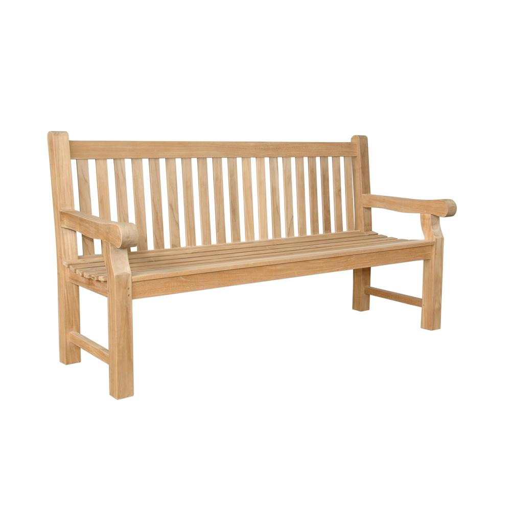 Devonshire 4-Seater Extra Thick Bench. Picture 3