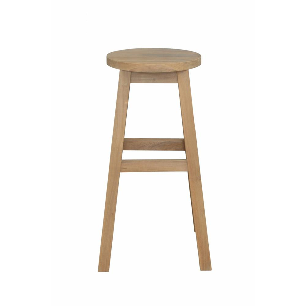 Alpine Round Counter Stool. Picture 2