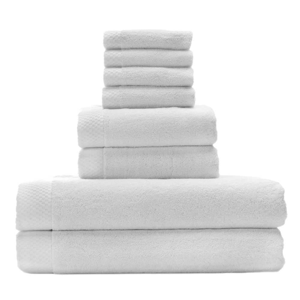 Food Service Towel Paper Green White