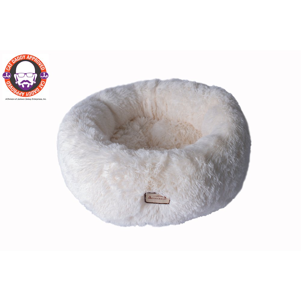 Armarkat Cuddle Bed Model C70NBS-M, Ultra Plush and Soft. Picture 2