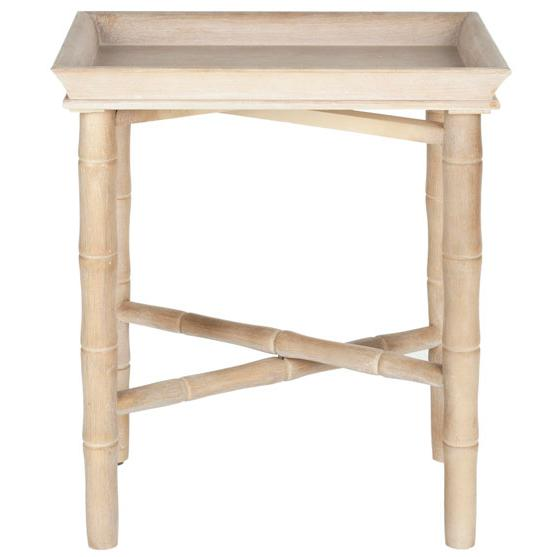 NORTON TRAY TOP SIDE TABLE. Picture 1