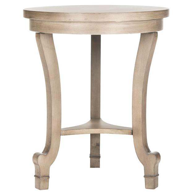 MONTY ROUND TOP END TABLE, AMH1520B. Picture 1