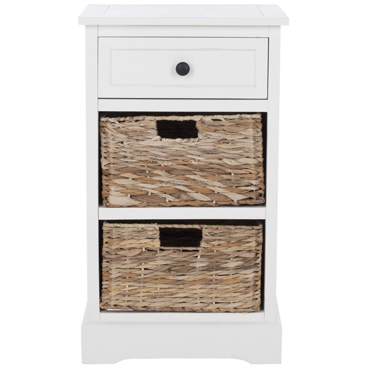 CARRIE SIDE STORAGE SIDE TABLE, AMH5700C. Picture 1