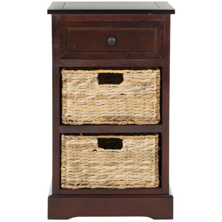 CARRIE SIDE STORAGE SIDE TABLE, AMH5700D. Picture 1