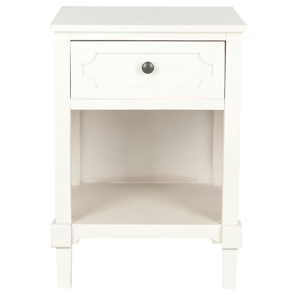 ROSALEEN STORAGE SIDE TABLE, AMH5726B. Picture 1